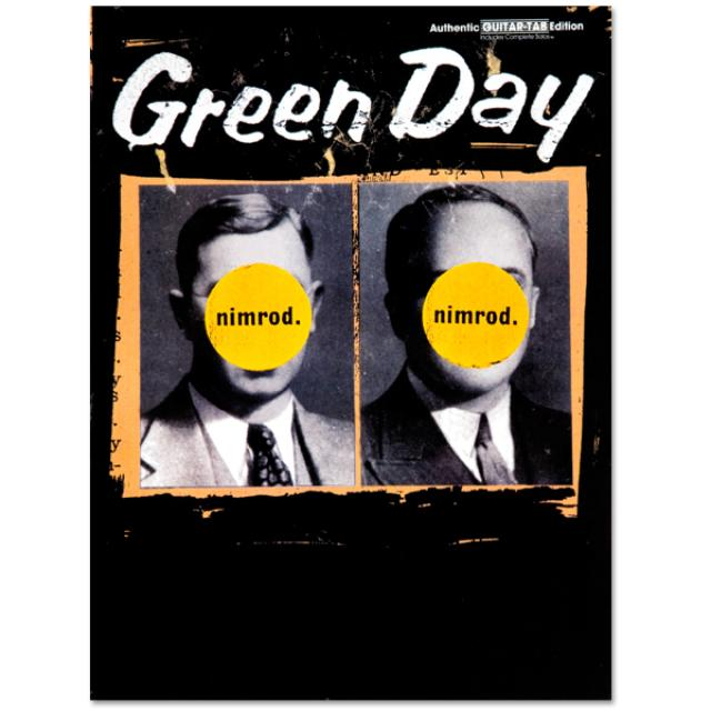 Green Day - Nimrod Songbook