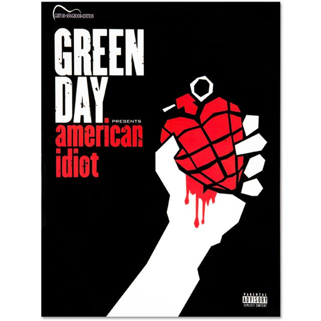 Green Day - American Idiot Songbook