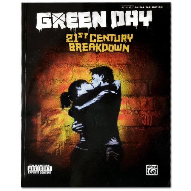 Green Day - 21st Century Breakdown Songbook
