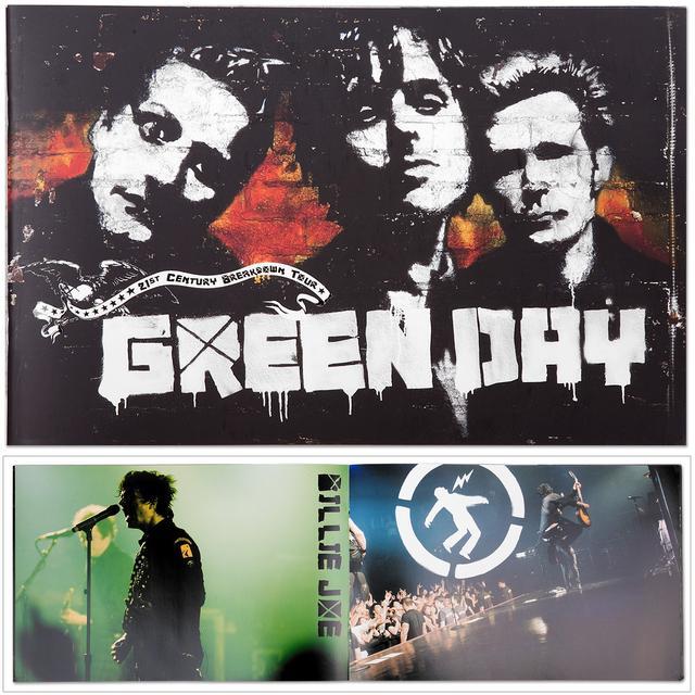 Green Day Tour Program