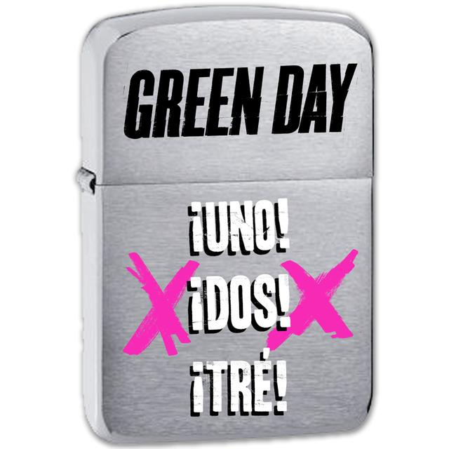 Green Day UNO! DOS! TRE! Lighter