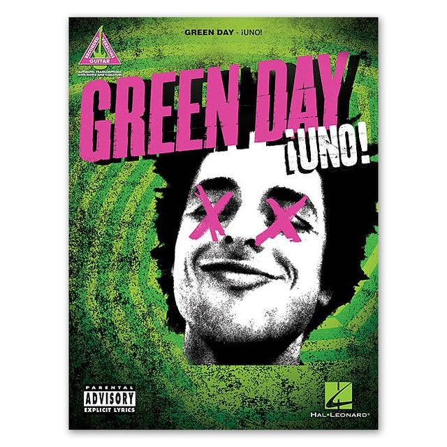 Green Day Uno! Songbook