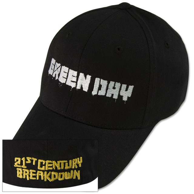 Green Day Logo Cap