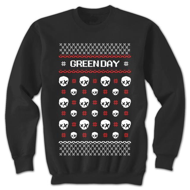 Green Day Ugly X-Mas Sweatshirt