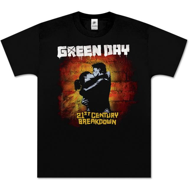 Green Day 21st Century Cover Art T-Shirt