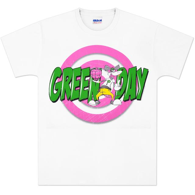 Green Day Rat T-Shirt