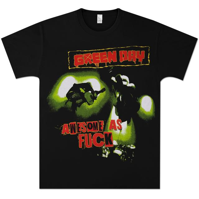 Green Day Rip & Tear T-Shirt