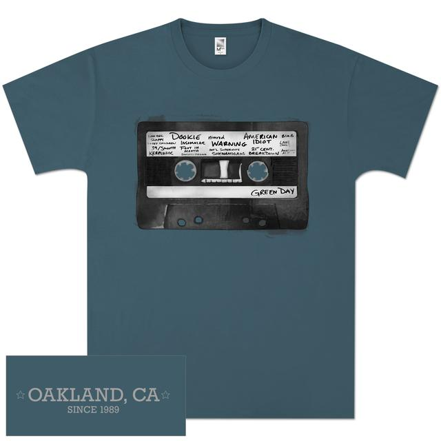 Green Day Mix Tape T-Shirt