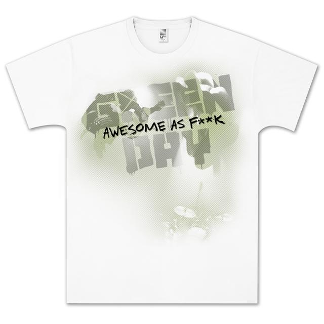 Green Day Overspray T-Shirt