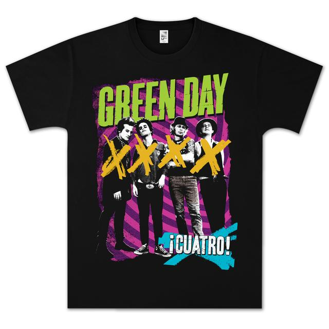 Green Day Hypno 4 T-Shirt