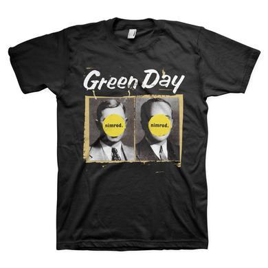 Green Day Nimrod T-Shirt