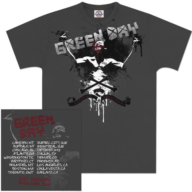 Green Day The Finger T-Shirt