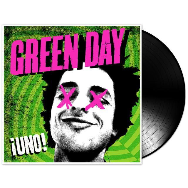 Green Day ¡Uno! Vinyl