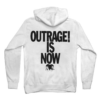 Death From Above 1979 Outrage! Is Now Pullover Hoodie