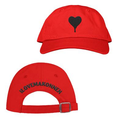 ILoveMakonnen Love Heart Dad Hat