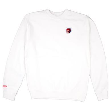 ILoveMakonnen Snowy Martha Crewneck Sweatshirt