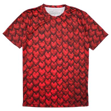 ILoveMakonnen Red Dragon T-Shirt
