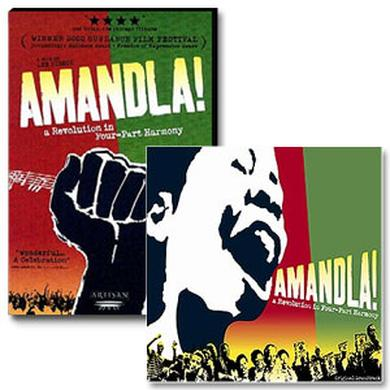 Amandla! DVD and CD Bundle