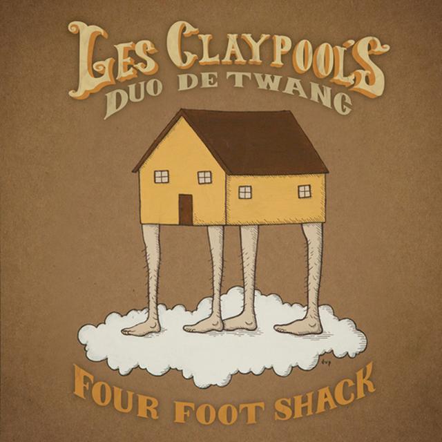 Les Claypool's Duo De Twang - Four Foot Shack