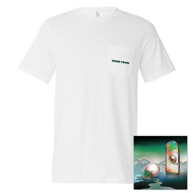 Nick Hakim - Green Twins Digital Album + T-Shirt Bundle