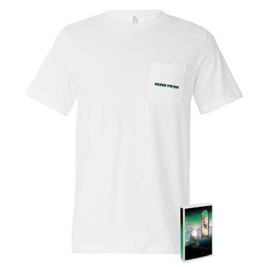 Nick Hakim - Green Twins Cassette + T-Shirt Bundle