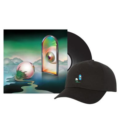 Nick Hakim - Green Twins LP + Hat Bundle