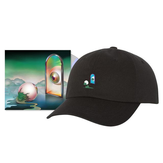 Nick Hakim - Green Twins CD + Hat Bundle