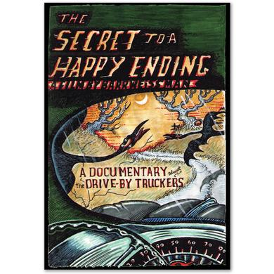 Drive-By Truckers  - The Secret to a Happy Ending DVD