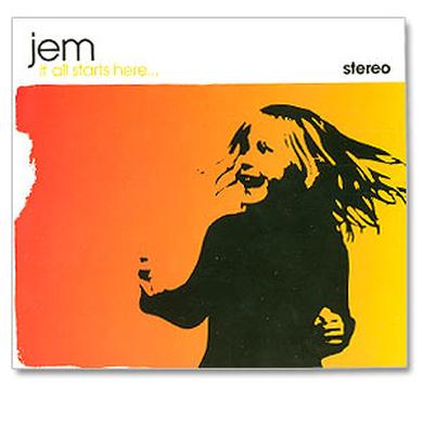 Jem - It All Starts Here... EP (Vinyl)