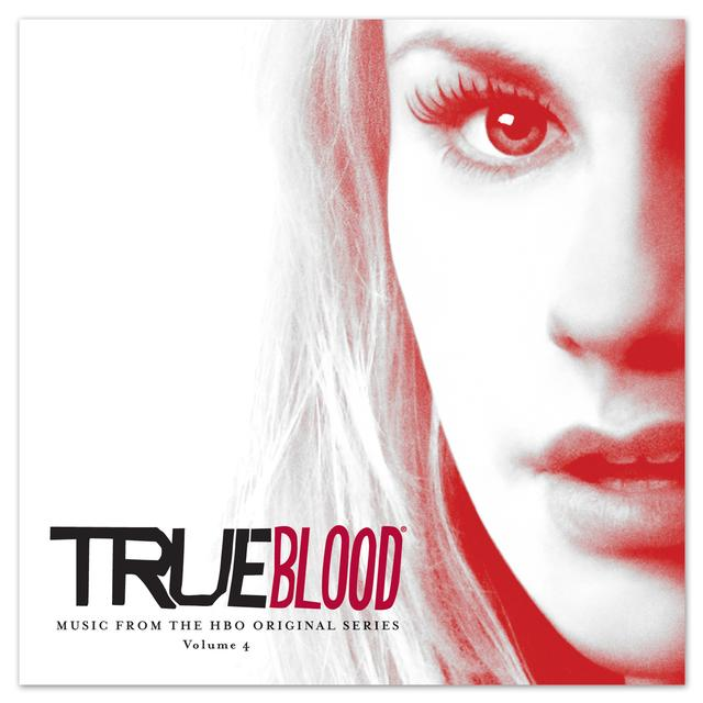 True Blood OST True Blood Soundtrack, Vol. 4  CD