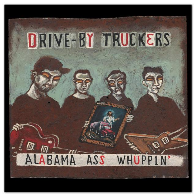 Drive By Truckers - Alabama Ass Whuppin' CD