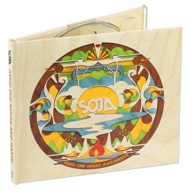 SOJA Amid the Noise and Haste CD