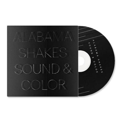 "Alabama Shakes - ""Sound & Color"" CD"