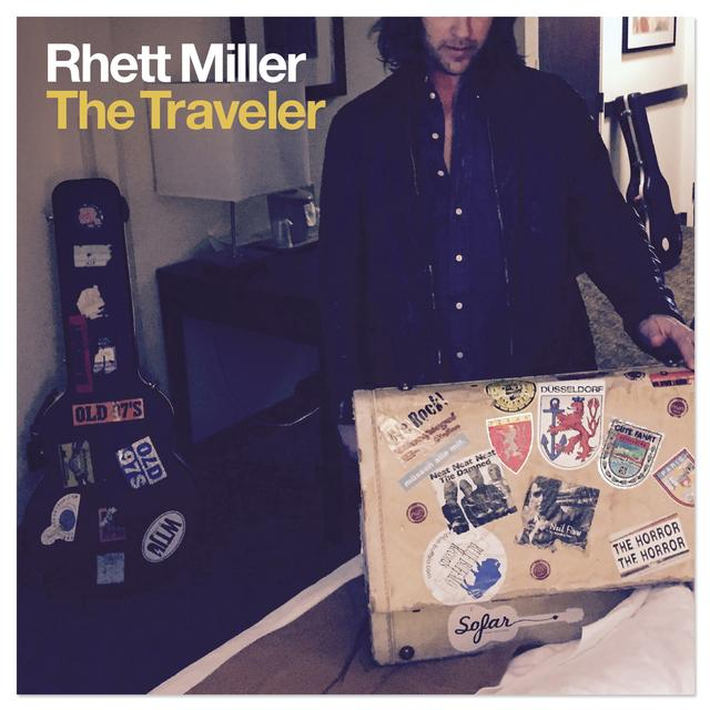 Rhett Miller with Black Prairie - The Traveler CD