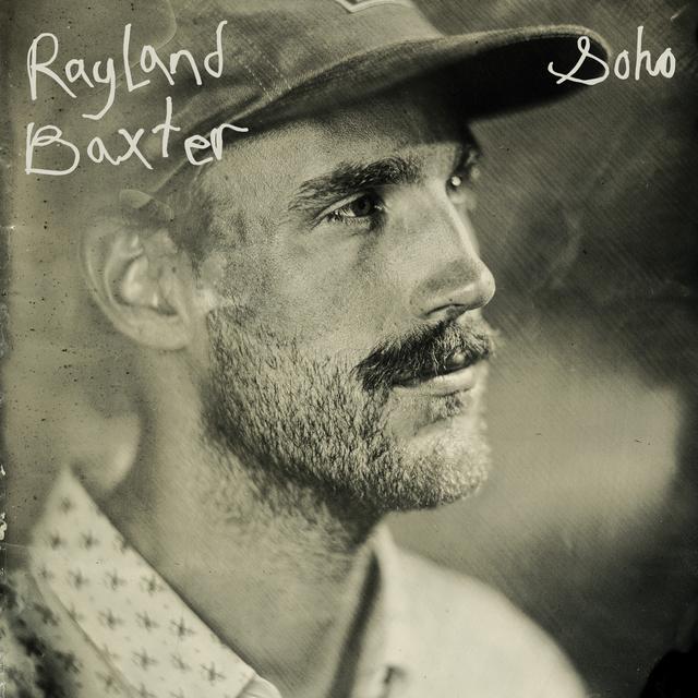 """Rayland Baxter """"Soho EP"""" CD"""