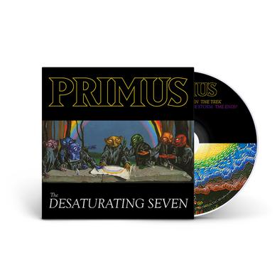 Primus - The Desaturating Seven CD