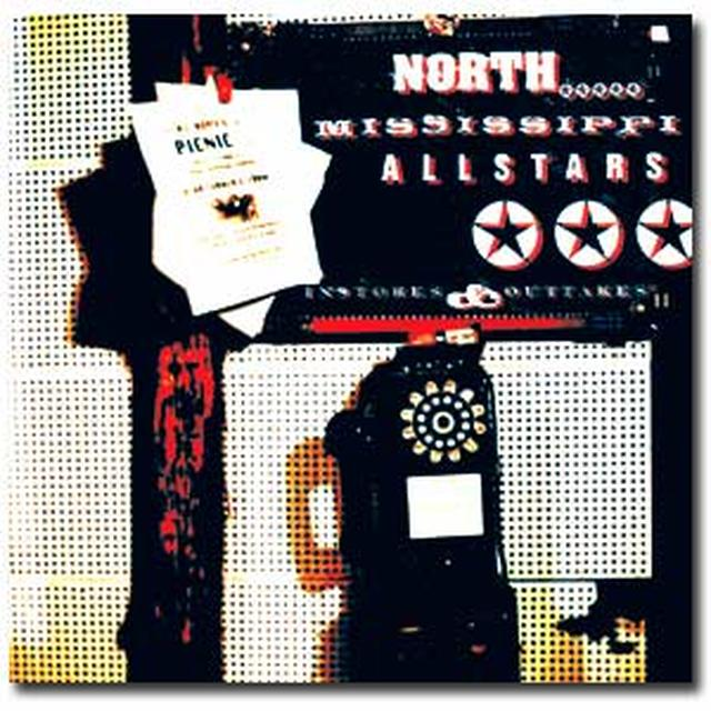 North Mississippi Allstars North Mississippi All Stars - Instores & Outtakes EP - CD