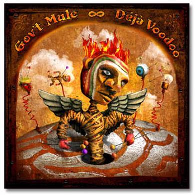 Gov't Mule - Deja Voodoo CD