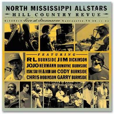 North Mississippi Allstars - Hill Country Revue CD