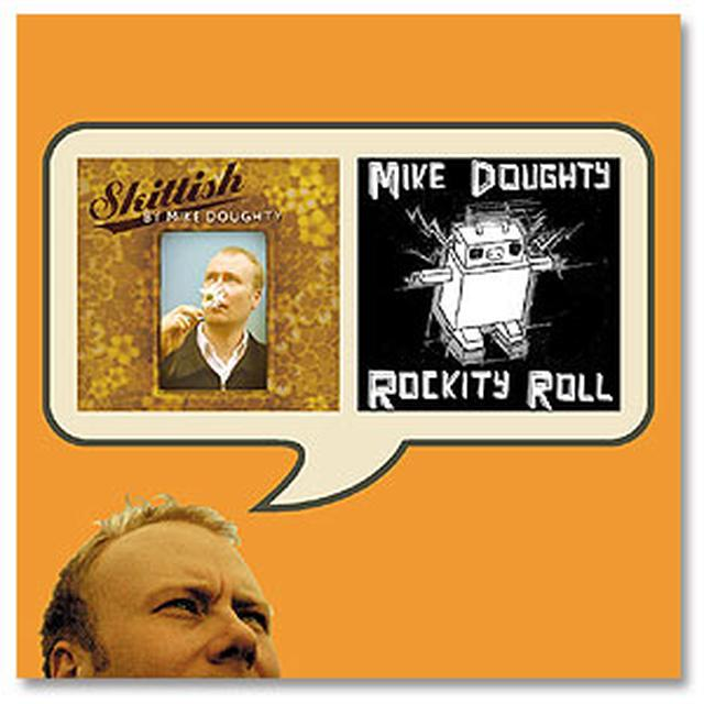 Mike Doughty - Skittish & Rockity Roll Reissues CD