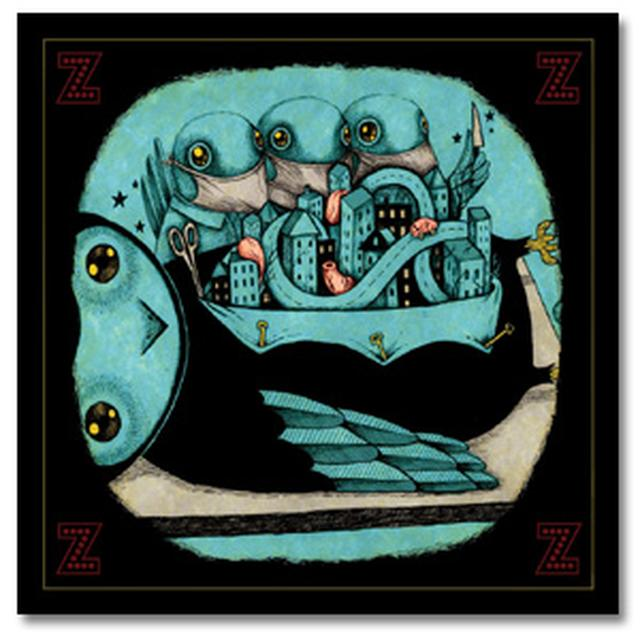My Morning Jacket: Z - CD