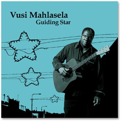 Vusi Mahlasela - Guiding Star - CD