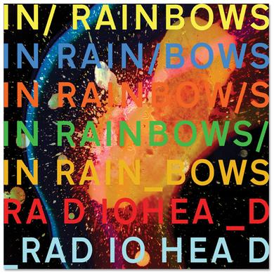Radiohead - In Rainbows CD