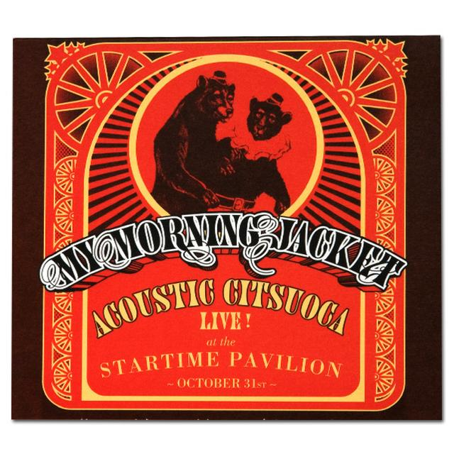 My Morning Jacket - Acoustic Citsuoca CD