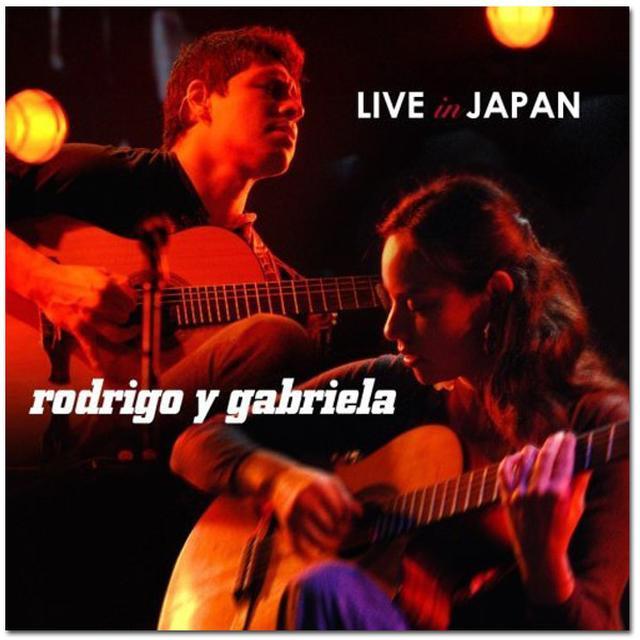 Rodrigo y Gabriela - Live in Japan CD/DVD