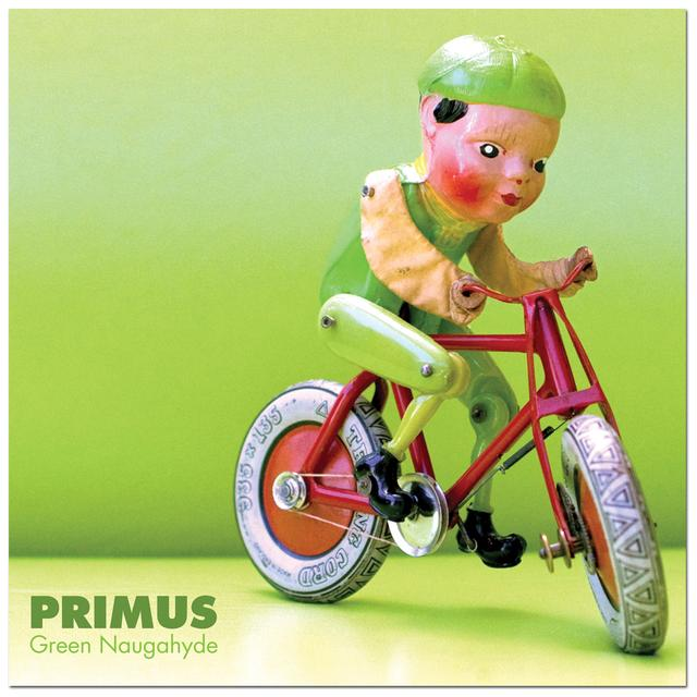 Primus – Green Naugahyde CD