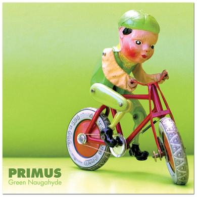 Primus – Green Naugahyde CD