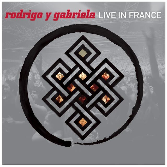 Rodrigo y Gabriela- Live in France CD