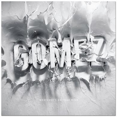 Gomez – Whatever's On Your Mind CD