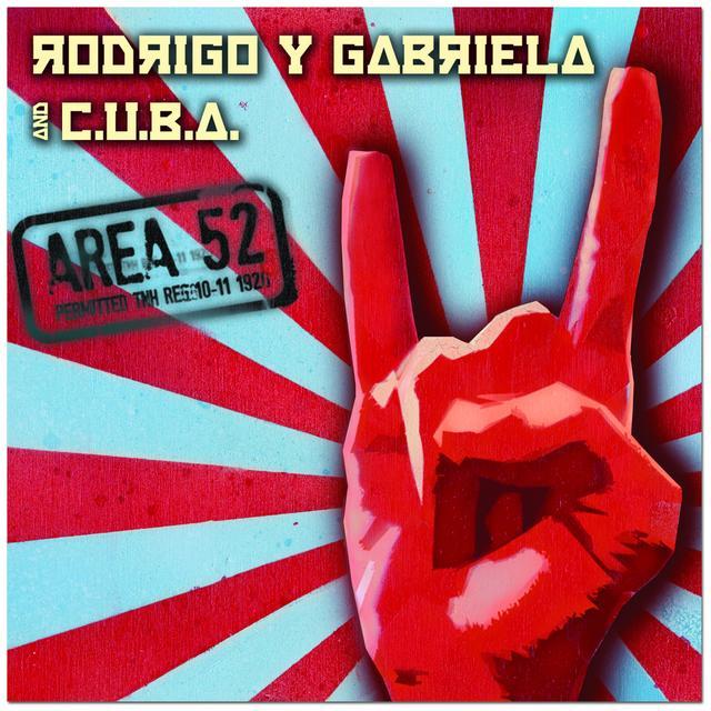 Rodrigo y Gabriela - Area 52 CD